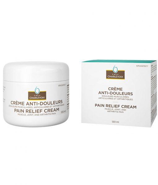 Crème anti-douleur à l'huile d'émeu