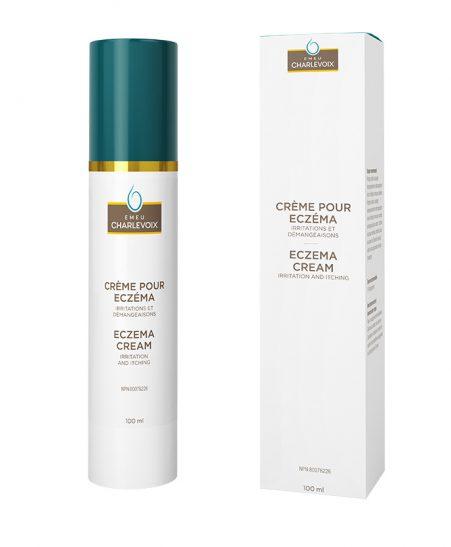 Crème eczéma huile d'émeu
