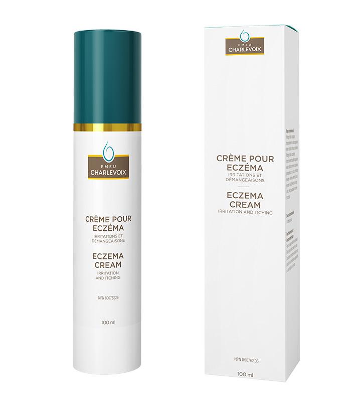69bde635934be Eczema Cream - Irritation and itching - Emeu Charlevoix