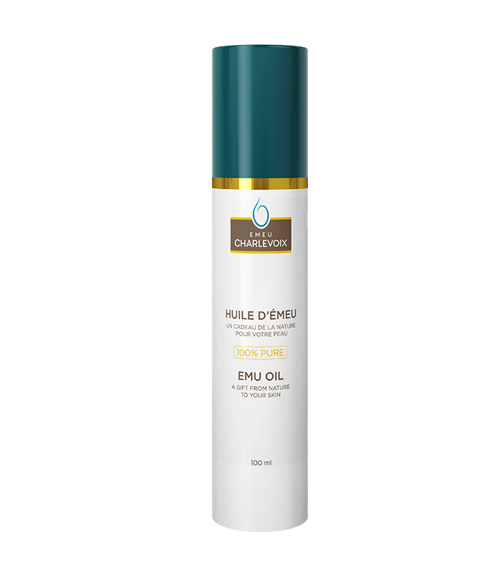 100% Pure Emu Oil - Emeu Charlevoix e6503b8e145c