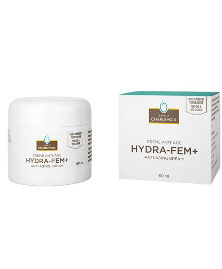 Face cream emu oil hydra-fem+