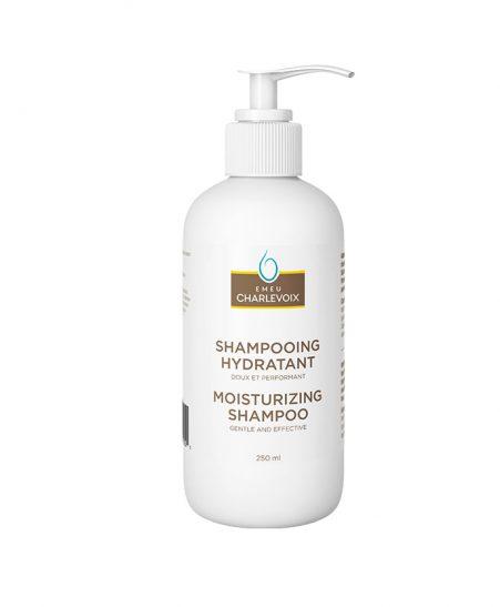 Shampooing hydratant huile d'émeu